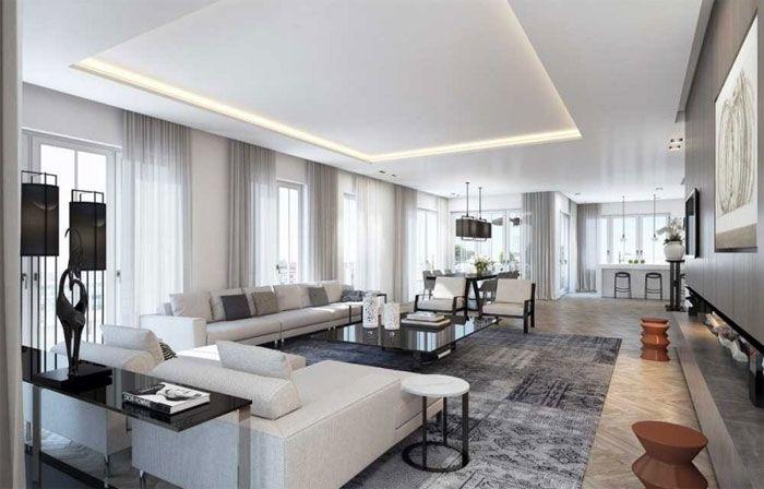 Penthouse Berlin 6 bedroom luxury penthouse for sale in berlin germany 9833670220