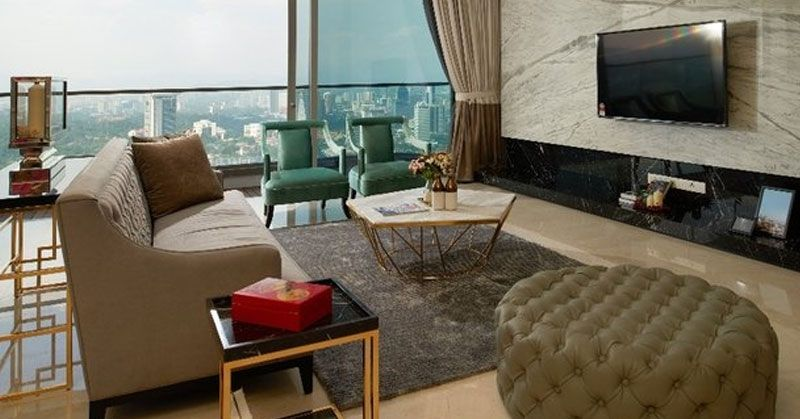 Surreal 4 Room Luxury Penthouse for Sale