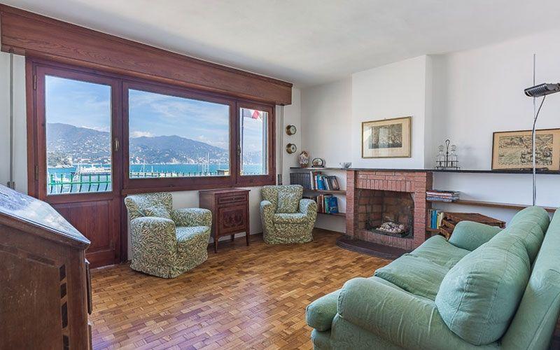 Apartment Overlooking Santa Margherita Port