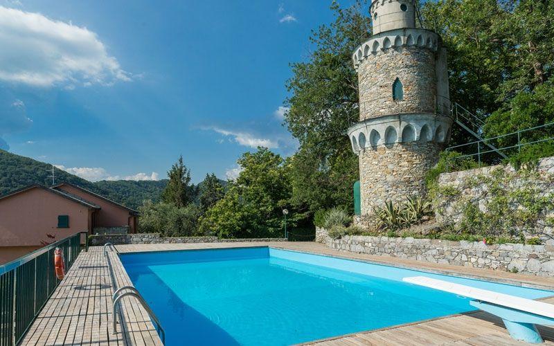 Villa in Torre Saracena