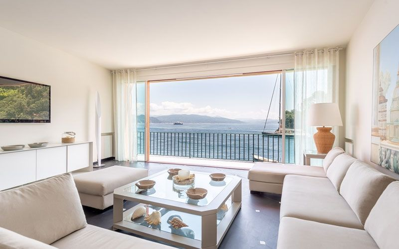 Villa Pieds Dans L'eau in Portofino