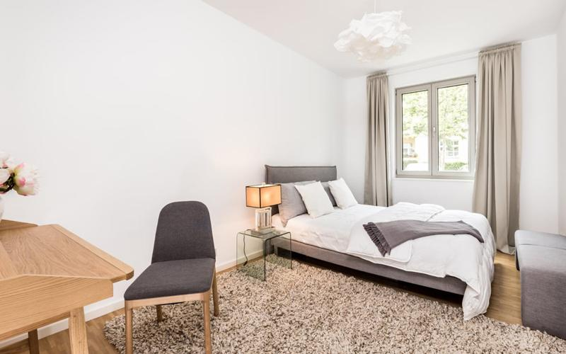 1 Bedroom Apartment With Terrace For First Use In Berlin Southwest